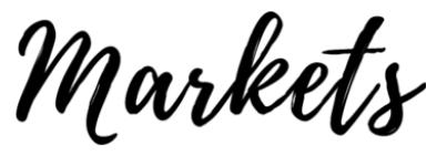 Markets logo.